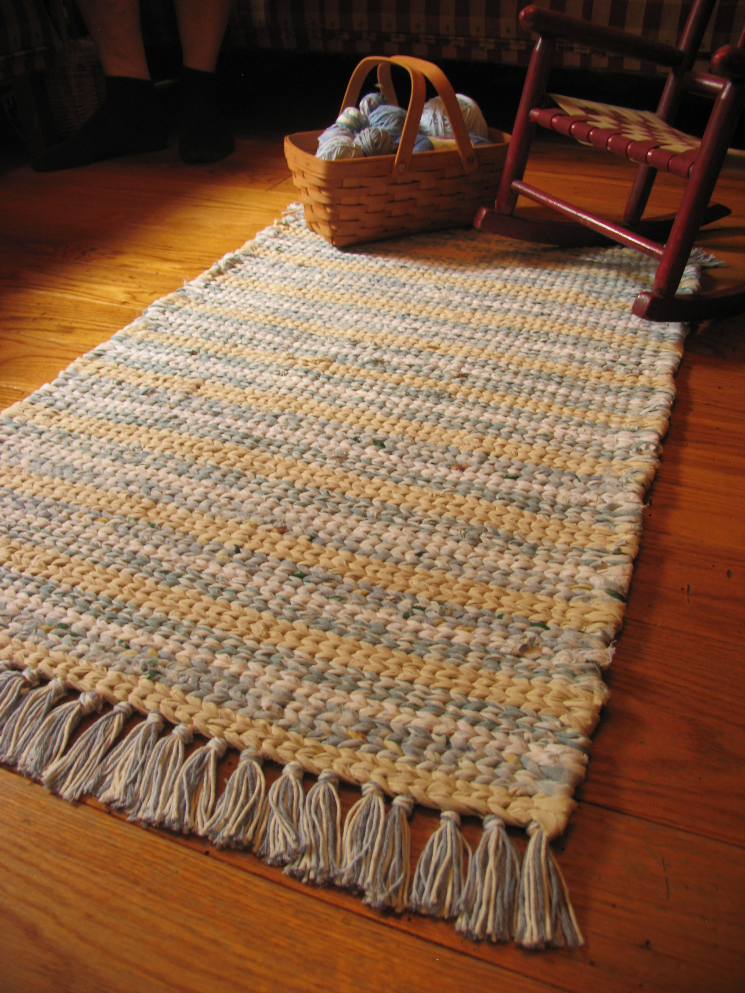 1000 images about Twined braided and rag rugsD