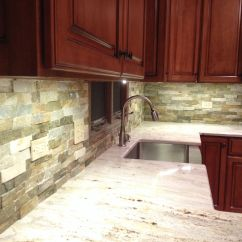 Stacked Stone Kitchen Backsplash Bosch Sinks 28 Images Stack