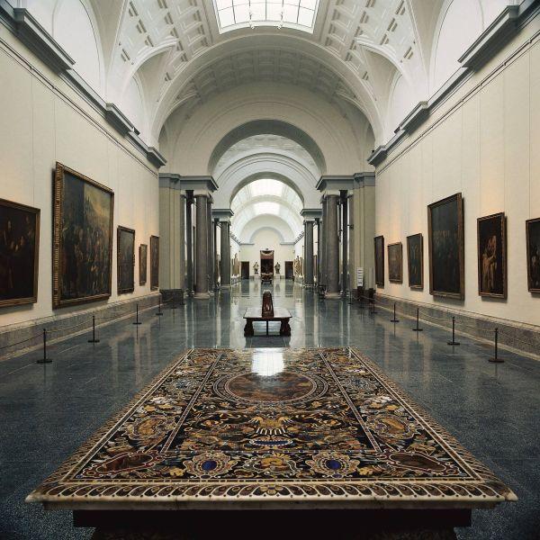 El Museo Del Prado Interior