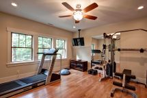 Exercise Room House