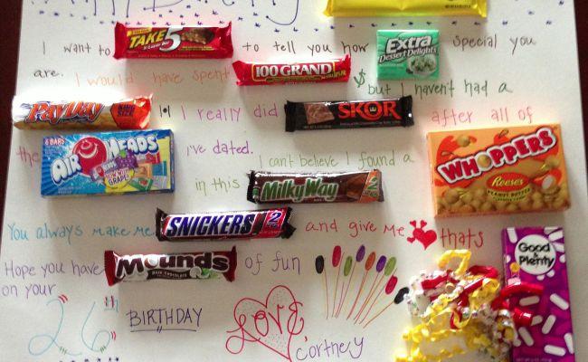 For The Boyfriends Birthday Boyfriend Gift Ideas