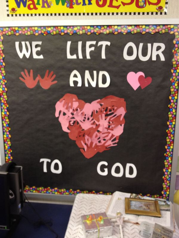 Religion Bulletin Board Boards