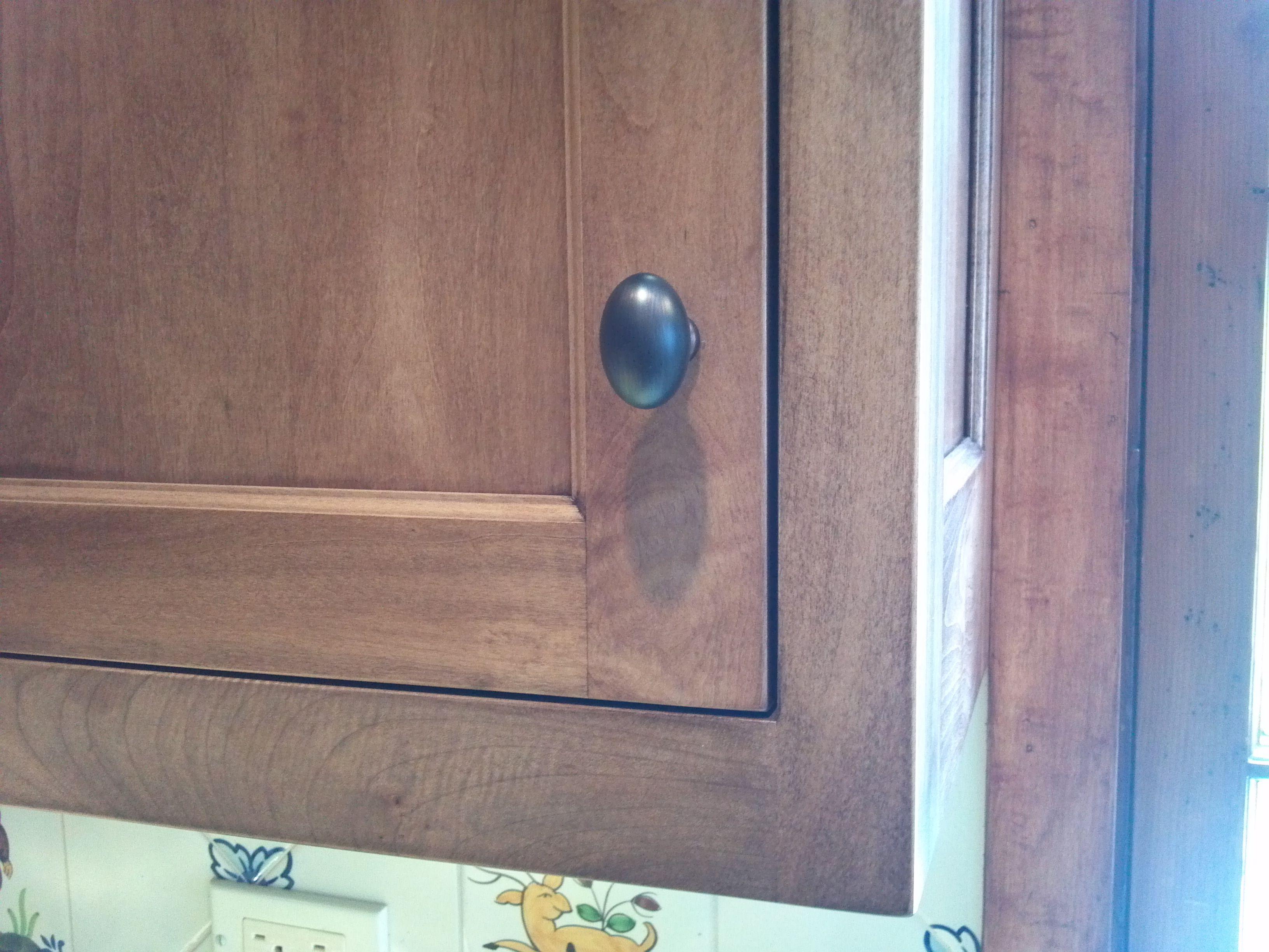 carpenter kitchen cabinet rubbed bronze faucet flush inset doors – home decor