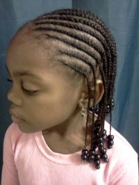 Braiding Hairstyles With Beads | braids and beads ...