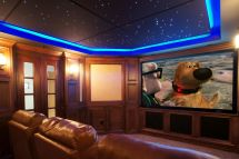 Ceiling Lighting Man Cave Dream Home