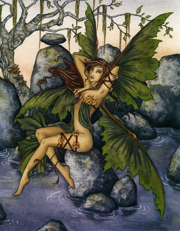 Amy Brown Art - Fairies