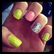 nicki minaj nails. style