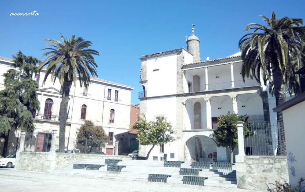 Trujillo. Plaza de la Encarnación