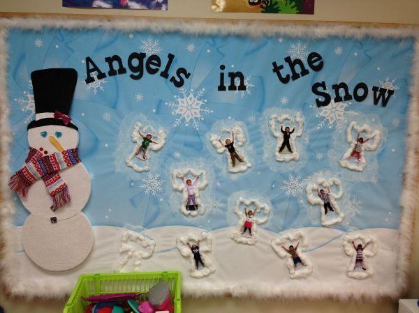 Snowflake Bulletin Board Ideas Christian Vtwctr