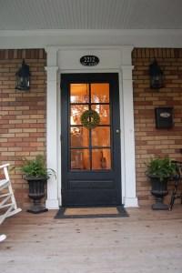 1000+ images about Door trim on Pinterest   Front door ...