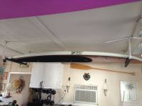 Ceiling SUP Racks | Bikes & Stands | Pinterest