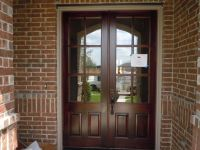 "Double Front Door Entry | My Taste ""Home"" 
