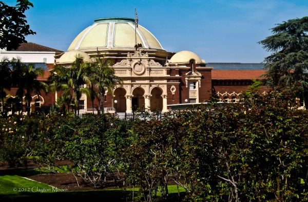 Natural History Museum Los Angeles Places 've