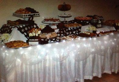 Cookie Displays For Weddings