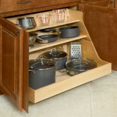 Kitchen Cabinet Organization Silver Aid Pot And Pan Organizer For The Home Pinterest