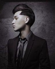 NAHA 2013 Finalist, Men's Hairstyling Sal Misseri Photographer: Babak