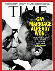 Time Magazine Gay Marriage
