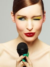 NAHA 2013 Finalist Make-up, David Maderich Photographer: Roberto Ligresti