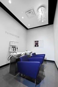 NAHA 2013 Finalist, Salon Design of the Year: Salon Evidence, Taylor James Photographer: John Rees