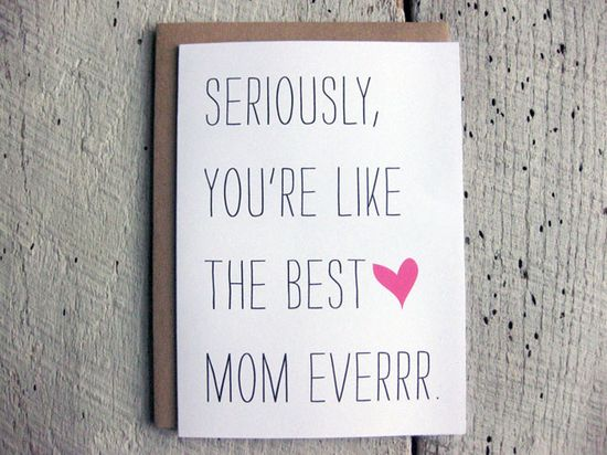 15 Cheeky Mother's Day Cards | Brit + Co.