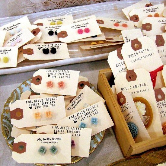 Tiny Treasures DIY Verpackungen