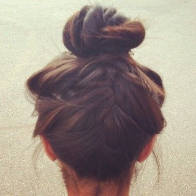 Hair Up for Summer Fun