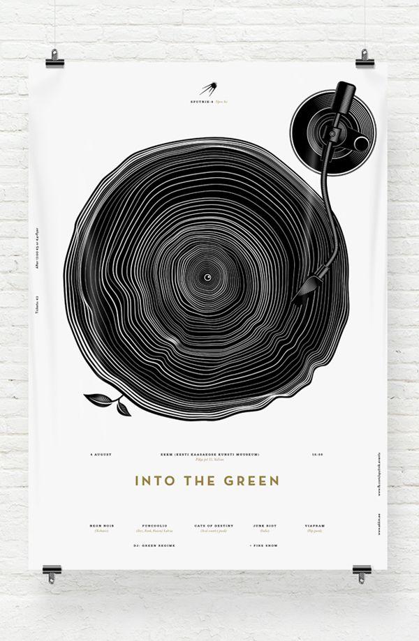 Into The Green by Anton Burmistrov