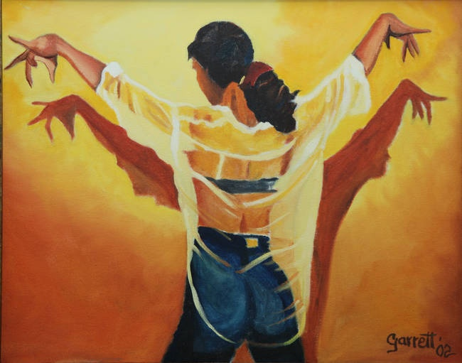 Chapter 16 - And So They Dance  Pilar - Shadow Dancing