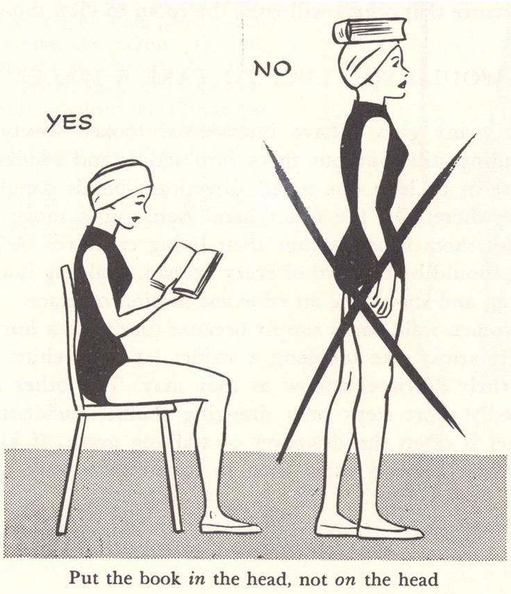Books & Posture