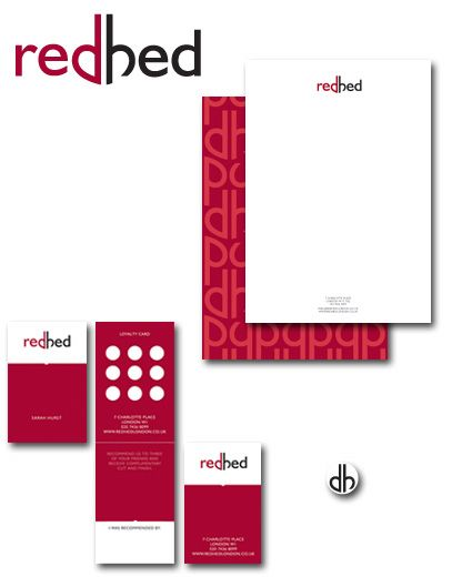 Redhed corporate identity