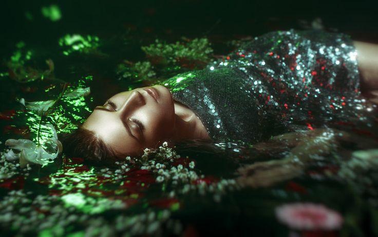 Fairy of the Lake by Leo-SA.deviantart... on @deviantART