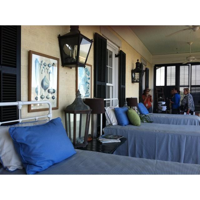 sleeping porch, moss mountain farm, p. allen smith, bean 2 blog, soaking it all in