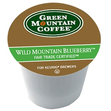KAKEMUN - Green Mountain Fair Trade Wild Mountain Blueberry Coffee for Keurig K-Cup Brewers - 24 Count, $12.90 (http://www.kakemun.com/green-mountain-fair-trade-wild-mountain-blueberry-coffee-for-keurig-k-cup-brewers-24-count/)