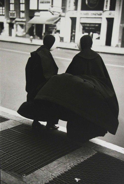 Il Vento, 1953 (Saul Leiter)