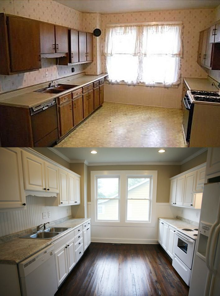 Dark And Outdated To Bright And Fresh Lovely Home Pinterest