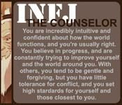 INFJs hate conflict