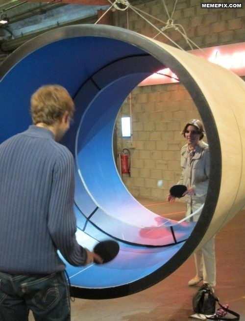 tube tabletennis