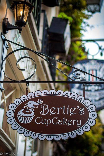 Berties Cup Cakery - Parigi