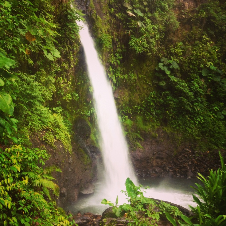 Catarata de La Paz - Cinchona Costa Rica