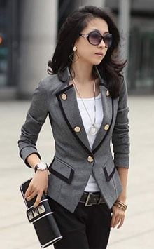 Well Fitted Blazer - MUST HAVE!!