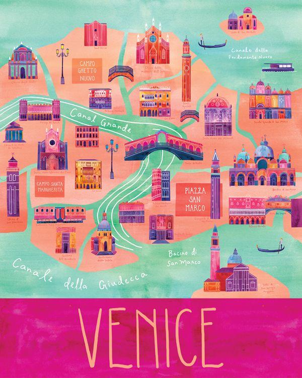 Venecia by Marisa Seguin