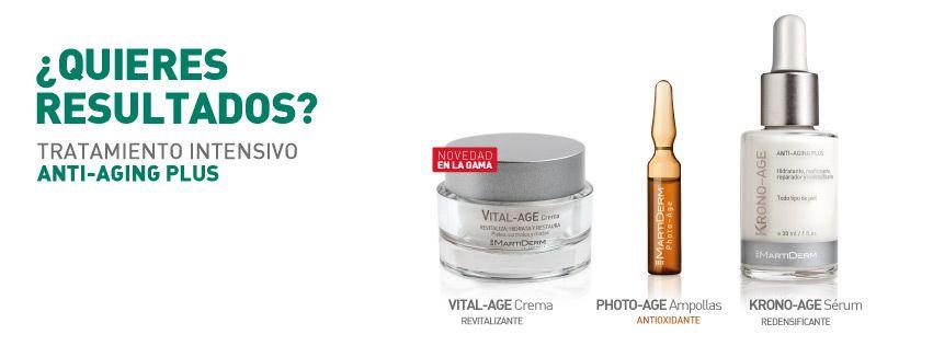 Tratamiento antiarrugas en farmacia Internacional de Madrid