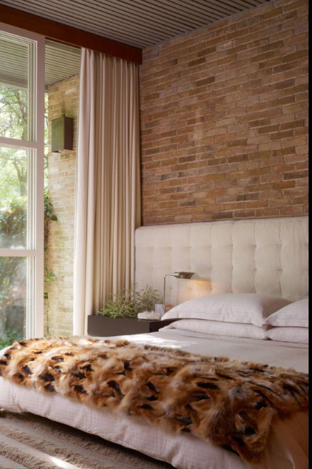 Arredare casa con mattoni a vista inspire we trust - Mattoni per interni casa ...
