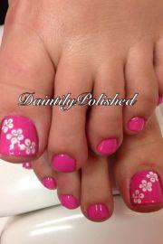 toenails toe and pedicures
