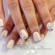 stunning wedding nail ideas