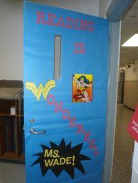 Superhero bulletin boards, Bulletin boards and Superhero