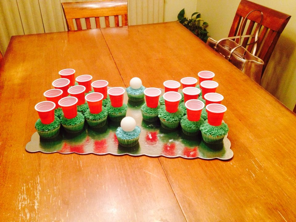 Cupcakes I Made For My Sisters 21st Birthday Large