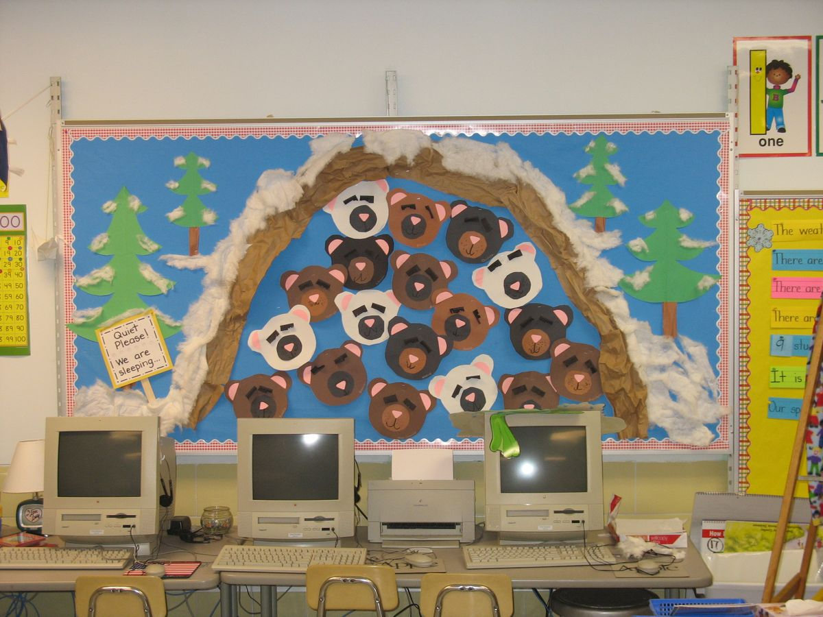 Bulletin Boards And Bears