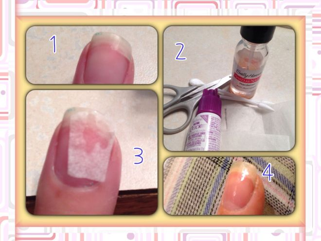 homemade nail strengthener recipe
