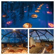 Finland Northern Lights And